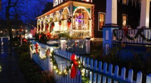 The Twinkliest Town In West Virginia, Harpers Ferry Will Make Your Holiday Season Merry And Bright