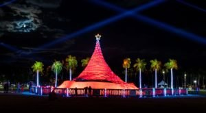 These 6 Towns In Florida Honor Christmas In The Most Magical Way