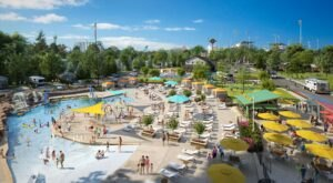 A Luxury Campground Is Coming To Ohio's Kings Island Amusement Park In 2021