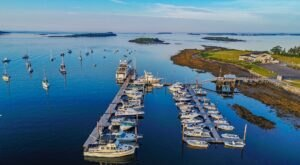 This Weekend Itinerary Is Perfect For Exploring Harpswell in Maine