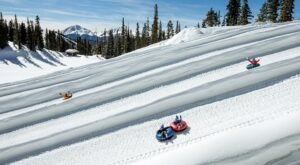The Highest Tubing Hill In The World Just Opened Here In Colorado