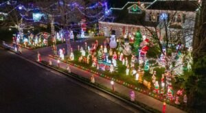 Martel's Christmas Wonderland In New Jersey Was Just Named One Of The Most Beautiful Holiday Displays In America