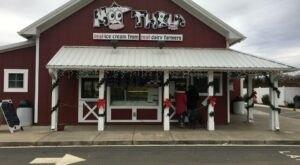 Moo Thru Ice Cream Shop Serves Up Farm-Fresh Ice Cream Flavors You'll Love