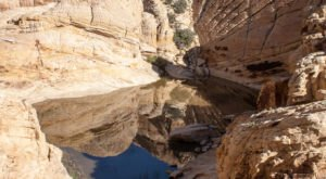 The Family-Friendly Hike To Calico Tanks In Nevada Combines Geology, History, And Breathtaking Beauty