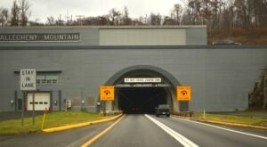 The Longest Tunnel In Pennsylvania Has A Truly Fascinating Backstory