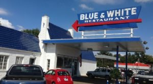 Visit Blue & White Restaurant, The Small Town Diner In Mississippi That's Been Around Since The 1920s