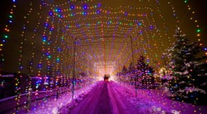 10 Drive-Thru Christmas Lights Displays In Wisconsin The Whole Family Can Enjoy