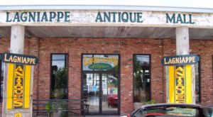 Comb Through 17,000 Square Feet Of Treasures At Lagniappe Antiques In Louisiana