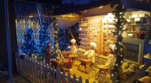 Get Your Fill Of Holiday Cheer At The North Pole Christmas Village, One Of Wisconsin's Largest Indoor And Outdoor Walk-Thru Displays