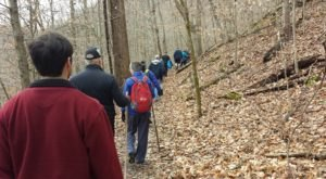 Join One Of These 8 First-Day Hikes Happening At West Virginia's State Parks On January 1, 2021