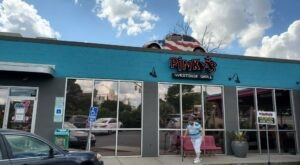 You Won't Be Disappointed By The Food Or Atmosphere At Pinky's Westside Grill In North Carolina