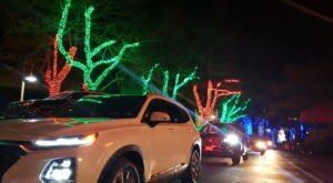 Northern California's Enchanting Holiday In The Park Drive-Thru Is Sure To Delight