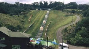 The Outdoor Gravity Park In Tennessee Is The Only Zorbing Destination In The Country, And You Need To Try It Out