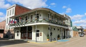 Treat Yourself To A Meal At The Historic Fremin's Restaurant In Louisiana