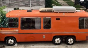 Take A Groovy Trip Back In Time With A Stay In This '70s-Era RV In Wisconsin