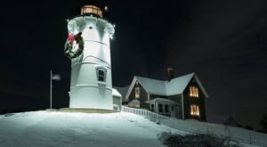 Rhode Island's Narragansett Looks Even More Spectacular In the Winter