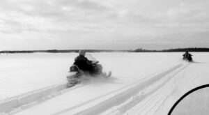 Take A Ride On Over 140 Miles Of Brand-New Snowmobiling Trails In North Dakota This Year