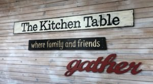 Grab A Taste Of Hearty, Homemade Meals At The Kitchen Table In Small Town Kansas
