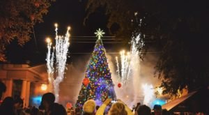 These 5 Small Towns In Mississippi Honor Christmas In The Most Magical Way