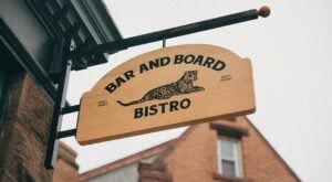 Feast On New England Cuisine With A Twist At Bar And Board Bistro In Rhode Island