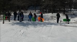 The Sledding Park In North Carolina That Will Make Your Winter Unforgettable