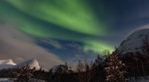 The Northern Lights May Be Visible Over Colorado This Week Due To A Solar Storm