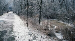 9 Picturesque Trails In Michigan That Are Perfect For Winter Hiking