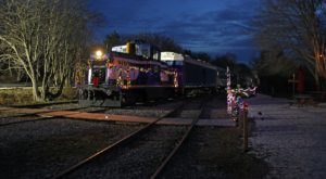 This Holiday Murder Mystery Train Ride In Rhode Island Is Certainly Spirited