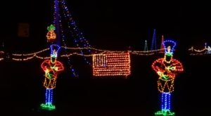 The Merry Mile Is A Michigan Tradition That Will Take You Through A Wonderland Of Lights