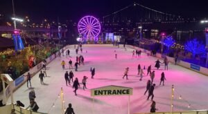 There's Nothing More Special Than An Evening On The Blue Cross RiverRink In Pennsylvania