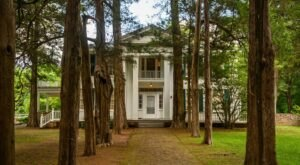 In The Upcoming Year, Make Time To Visit Rowan Oak, Mississippi's Best Historic Site Of 2020