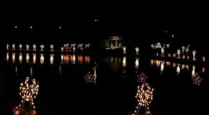 Mississippi's Enchanting Christmas In The Park Holiday Drive-Thru Is Sure To Delight