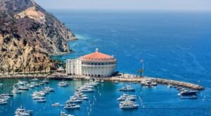 The Historic Catalina Casino In Southern California Offers A Fascinating Glimpse Into The Past