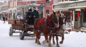 These 7 Small Towns In Colorado Honor Christmas In The Most Magical Way