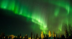 The Northern Lights May Be Visible Over Wisconsin This Week Due To A Solar Storm