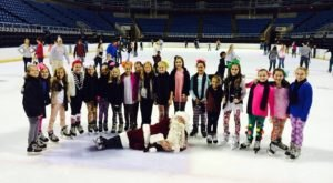 There's No Better Way To Spend A Winter Day Than Ice Skating At The Mississippi Coast Coliseum