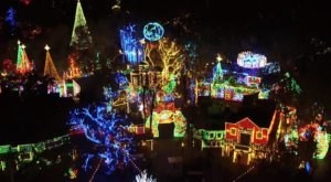 Silver Dollar City, A Missouri Christmas Display Has Been Named Among The Most Beautiful In The United States