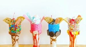 The Surreal Shakes From Blue Chip In Kansas Are Almost Too Pretty To Eat
