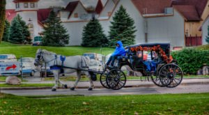 See The Charming Town Of Frankenmuth In Michigan Like Never Before On This Delightful Carriage Ride