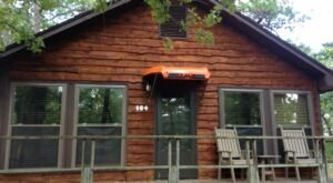 Cozy Up Inside A Cabin For An Unforgettable Weekend Away At Robbers Cave State Park In Oklahoma