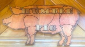 They're All About Community At The Humble Pig Cafe In Oregon