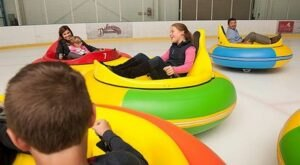 You Can Ride Bumper Cars On Ice This Winter At Centre Ice Arena In Delaware And It's Insanely Fun