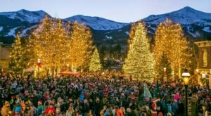 Breckenridge, The One Christmas Town In Colorado That's Simply A Must-Visit This Season
