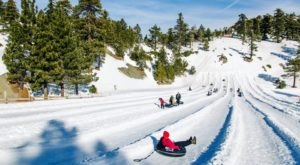 The Winter Resort In Southern California, Mt. Baldy Resort, Where You Can Get Your Snow Fix This Season