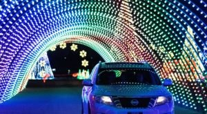 8 Drive-Thru Christmas Lights Displays In Minnesota The Whole Family Can Enjoy