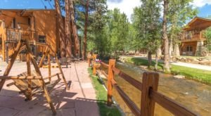 Forget The Resorts, Rent This Charming Waterfront Lodge In Colorado Instead