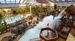 Warm Up This Winter At The Largest Indoor Waterpark In Tennessee, The Wilderness At The Smokies