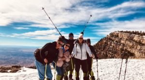 Snowshoe Through New Mexico's Sandia Mountains On This Exhilarating Guided Tour