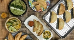 You'll Be Transported To Old Havana Dining At The Empanada Cookhouse In Texas