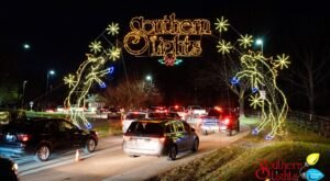 Drive Through Three Miles Of Holiday Lights At Southern Lights In Kentucky